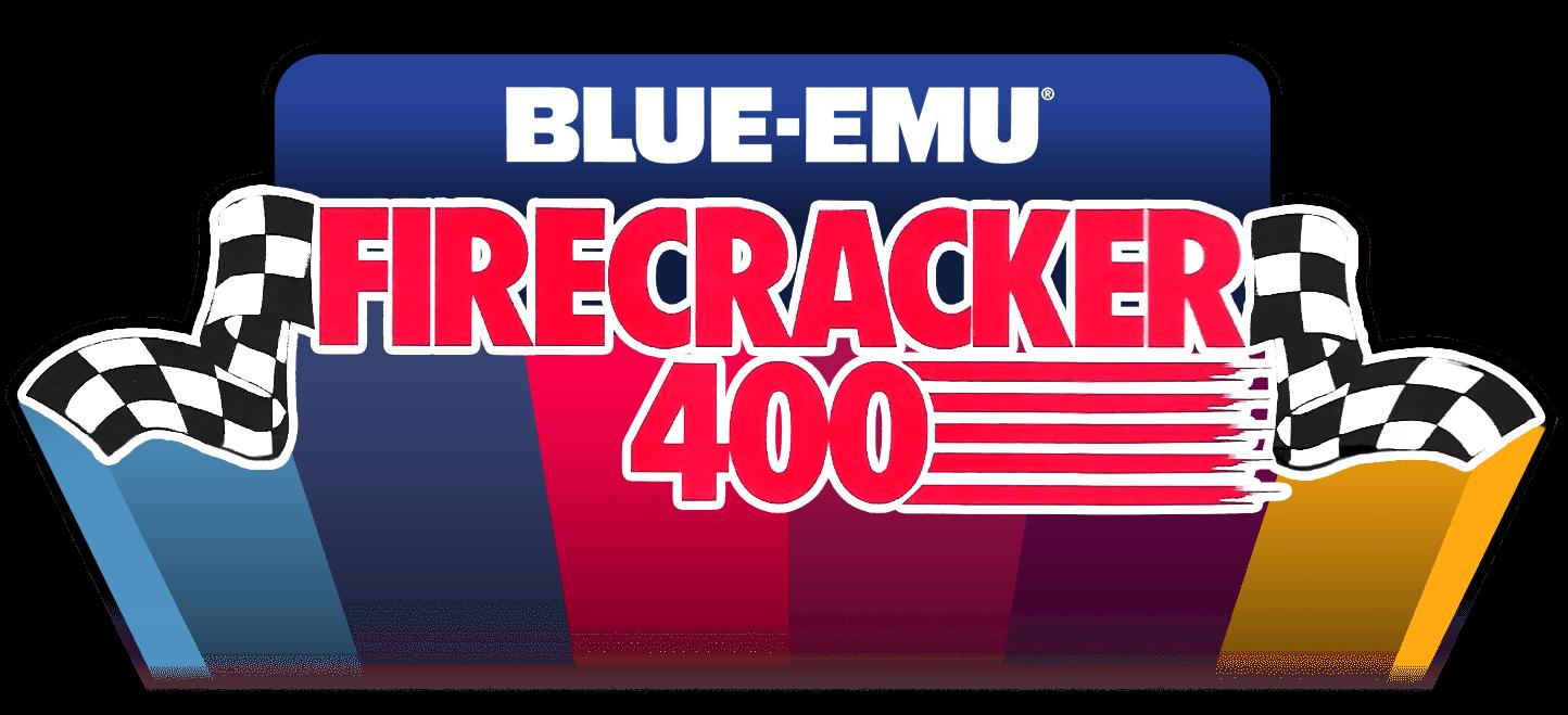 Blue-Emu presents the Firecracker 400